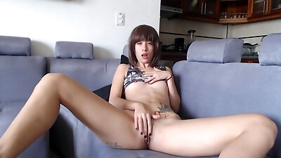 Colombian Teen Plays With Herself For Dante